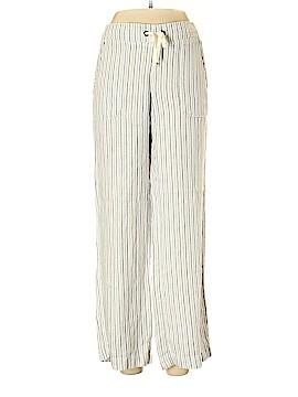 Athleta Linen Pants Size 12 (Petite)