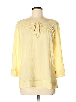 Eddie Bauer 3/4 Sleeve Blouse Size L