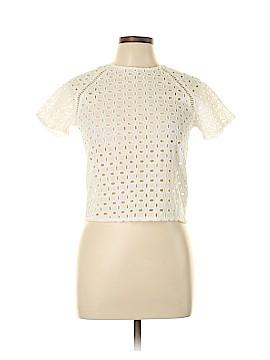 Rebellion Short Sleeve Blouse Size L