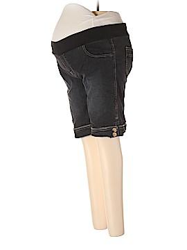 Oh! Mamma Denim Shorts Size XL (Maternity)