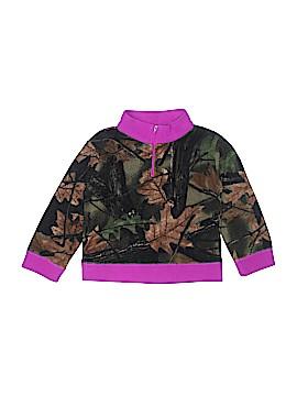 Trail Crest Fleece Jacket Size 5T