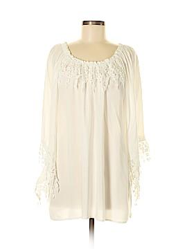 Melissa Paige 3/4 Sleeve Top Size M