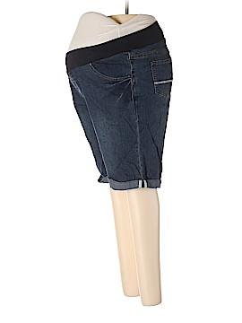 Belly by Design Denim Shorts Size XL (Maternity)