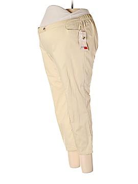 Liz Lange Maternity Khakis Size 12 (Maternity)
