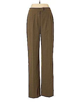 Donna Karan Signature Wool Pants Size 40 (IT)