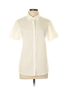 Foxcroft Short Sleeve Blouse Size 14