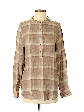 Love J Long Sleeve Button-Down Shirt Size S