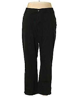 Lee Casual Pants Size 22w (Plus)