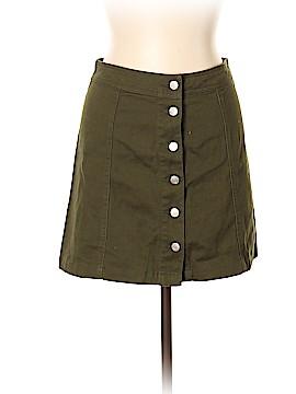 Sans Souci Denim Skirt Size L