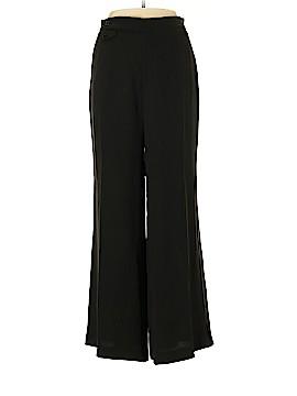 Ralph Lauren Collection Silk Pants Size 12
