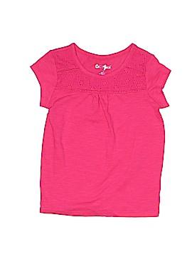 Cat & Jack Short Sleeve Top Size 4T