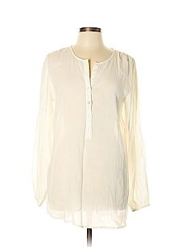 Calypso St. Barth Long Sleeve Button-Down Shirt Size M