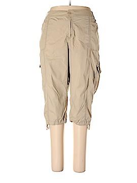 St. John's Bay Cargo Pants Size 24w (Plus)