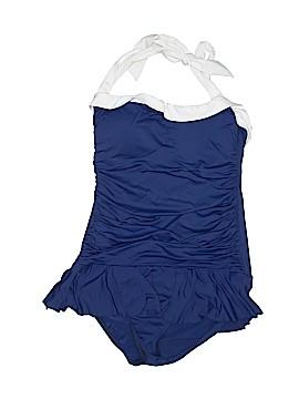 Lauren by Ralph Lauren One Piece Swimsuit Size 10