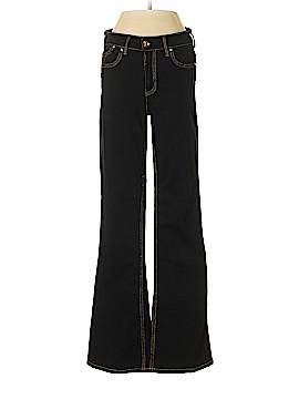 Cache Contour Collection Jeans Size 4