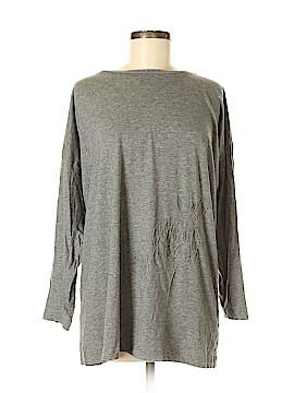 Eskandar 3/4 Sleeve T-Shirt One Size