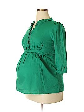 Old Navy 3/4 Sleeve Blouse Size M (Maternity)