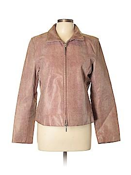 ColeBrook Leather Jacket Size L