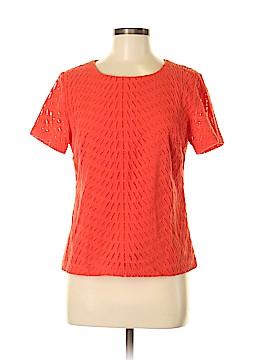 Trina Turk Short Sleeve Blouse Size 8