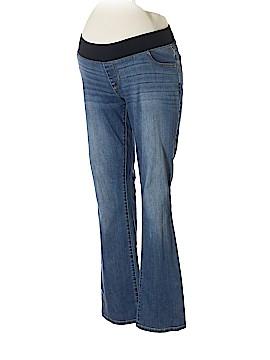 Liz Lange Maternity for Target Jeans Size 12 (Maternity)