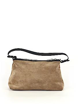 Giorgio Armani Leather Shoulder Bag One Size