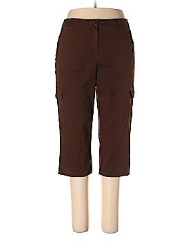 Briggs New York Cargo Pants Size 16 (Petite)