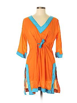 Gretchen Scott Designs Short Sleeve Blouse Size M