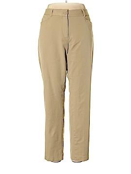 Talbots Khakis Size 14