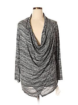 AB Studio Pullover Sweater Size 1X (Plus)