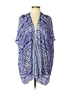Blue Rain Cardigan Size L