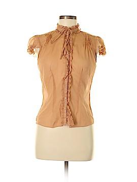 Nolita Short Sleeve Blouse Size M