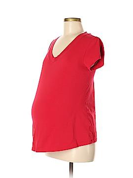 A.n.a. A New Approach Short Sleeve T-Shirt Size M (Maternity)