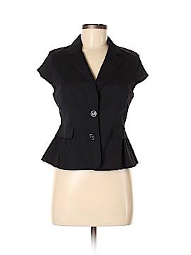 7th Avenue Design Studio New York & Company Silk Blazer Size 6