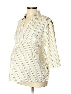 Duo Maternity 3/4 Sleeve Blouse Size XL (Maternity)