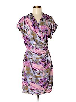 Catherine Malandrino Silk Cardigan Size 8