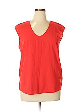 J. Crew Short Sleeve Blouse Size 14