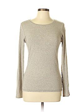 Cynthia Rowley TJX Long Sleeve T-Shirt Size L