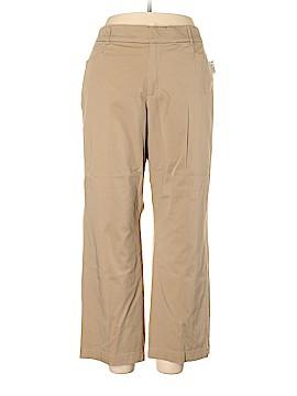 M Collection Khakis Size 22 (Plus)