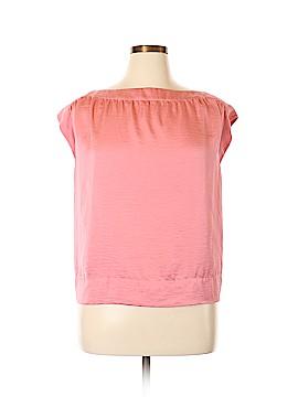 Talbots Short Sleeve Blouse Size 20 (Plus)
