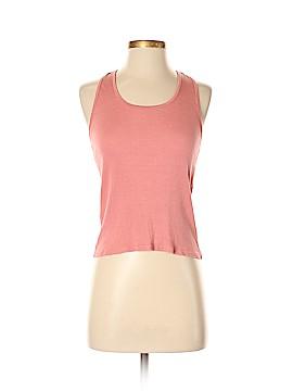 Tara Jarmon Sleeveless Silk Top Size S