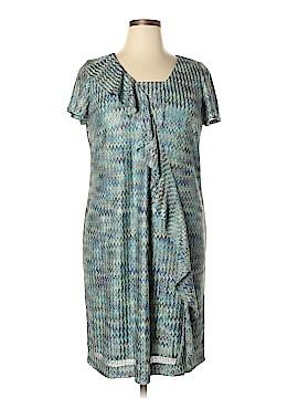 Gabby Skye Casual Dress Size 16
