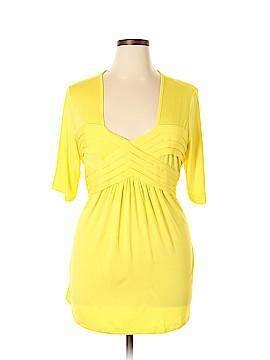 Jessica London Short Sleeve Top Size 20 (Plus)