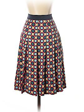 Tory Burch Silk Skirt Size 0
