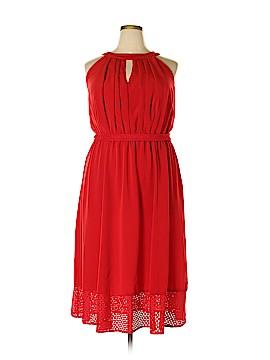 Donna Ricco Cocktail Dress Size 20 (Plus)