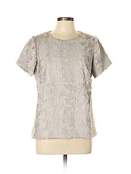 Leifsdottir Short Sleeve Blouse Size L