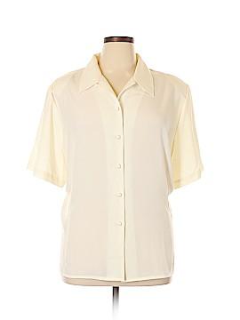 Christie & Jill Short Sleeve Blouse Size 26 (Plus)
