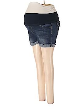 Haute Monde Denim Shorts Size XL