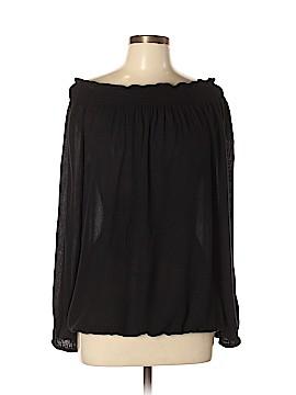 Boohoo Boutique Long Sleeve Blouse Size 16