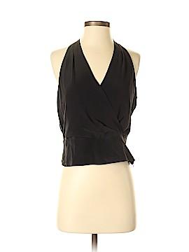 Maeve Sleeveless Silk Top Size 4 (Petite)