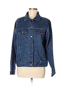 Erika & Co. Denim Jacket Size M